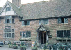Castle Inn, Chiddingstone, Kent
