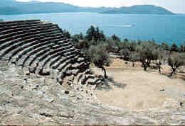 Theater at Kas